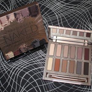 Urban Decay Naked Basics Eye Shadow Palette